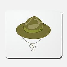 Scout Hat Mousepad