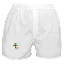 Plant a Tree Boxer Shorts