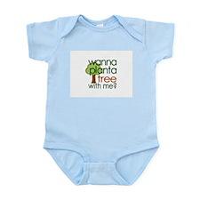 Plant a Tree Infant Bodysuit