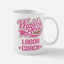 Labor Coach (Worlds Best) Mug