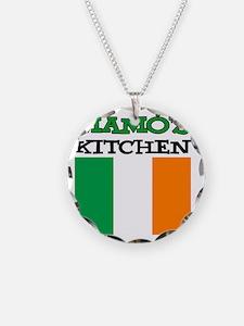 Mamos Kitchen Irish Apron Necklace