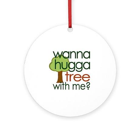 Hugga Tree (2007) Ornament (Round)