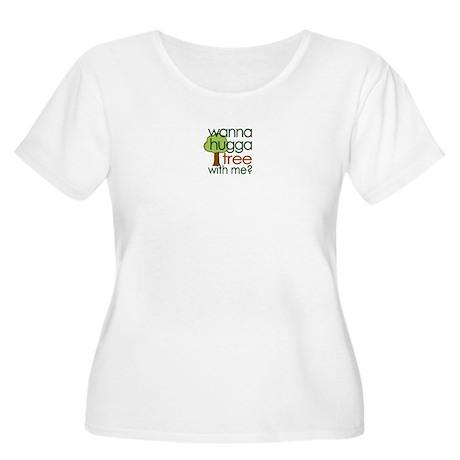 Hugga Tree (2007) Women's Plus Size Scoop Neck T-S