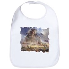 White Buffalo Gift Bib
