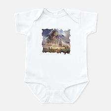 White Buffalo Gift Infant Bodysuit