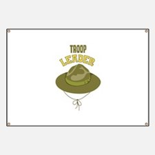Troop Leader Banner