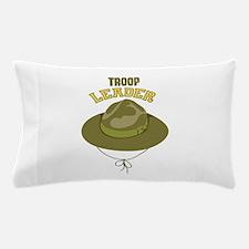 Troop Leader Pillow Case