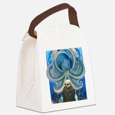 Sea Witch Canvas Lunch Bag