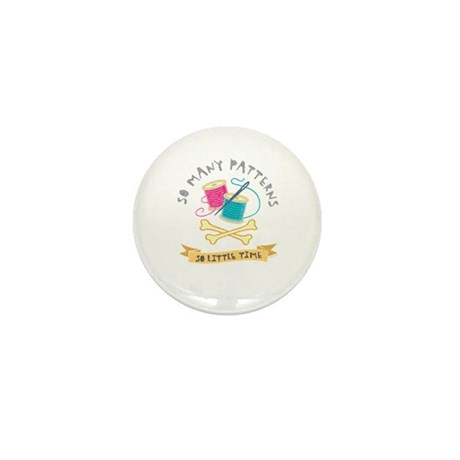 Sewing Mini Button (100 pack)