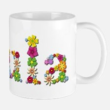 Paula Bright Flowers Mugs