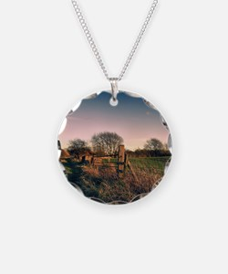 Rural Walk Home Necklace