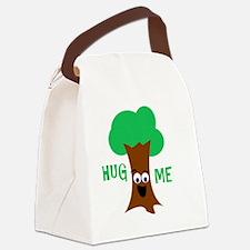 Hug Me (Treehugger) Canvas Lunch Bag