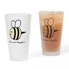 Bee and PuppyCat Drinking Glass