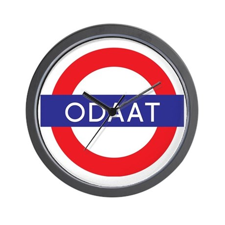 ODAAT - One Day at a Time Wall Clock
