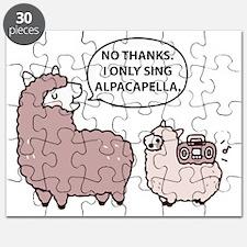 Acapella Humor Puzzle