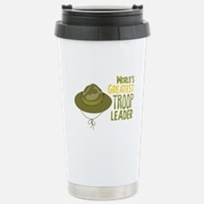 Greatest Troop Leader Travel Mug