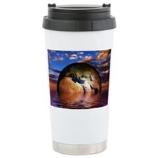 Earth is Universal Stainless Steel Travel Mug