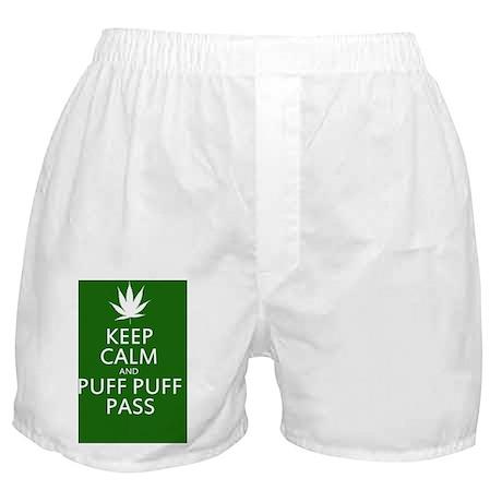 Puff puff pass Boxer Shorts