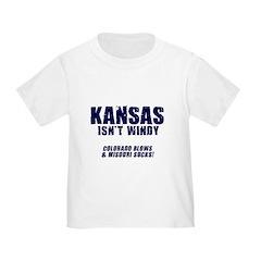 Kansas Isn't Windy... T