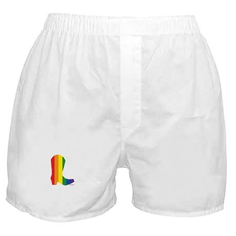 Cowboy Pride Boxer Shorts