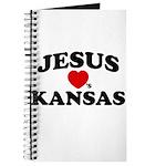 Jesus Loves Kansas Journal