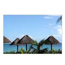 Tropical Postcards (Package of 8)