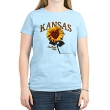 Kansas - The Sunflower State! T-Shirt