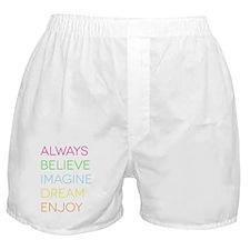 Bright ABIDE Boxer Shorts