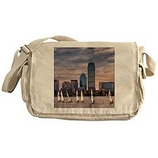 Boston , Massachussets Messenger Bag