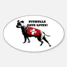 Ban BSL! Oval Decal