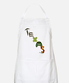 Texas Chilis BBQ Apron