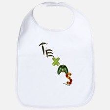 Texas Chilis Bib