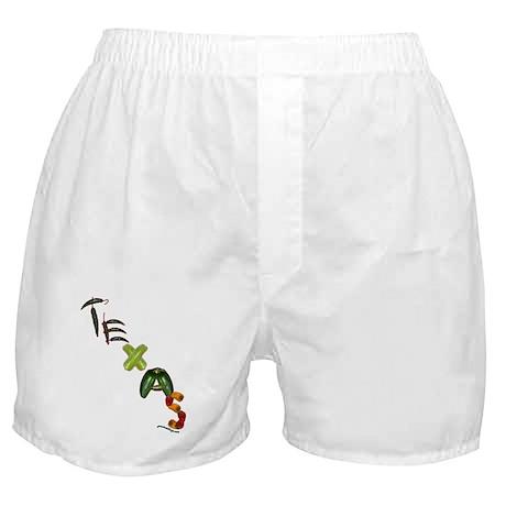 Texas Chilis Boxer Shorts