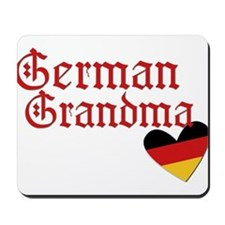 german grandma Mousepad