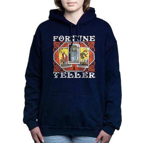 Fortune Teller (white) Hooded Sweatshirt