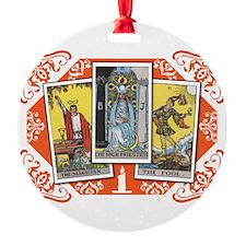 Fortune Teller (white) Ornament