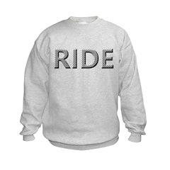 Diamond Plated RIDE Sweatshirt