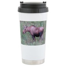 Moose Female Alaska Travel Mug