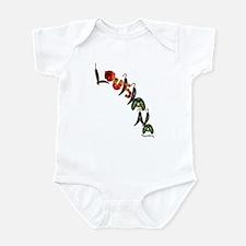 Louisiana Chilis Infant Bodysuit