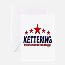 Kettering Innovation Is Our Thing Greeting Card