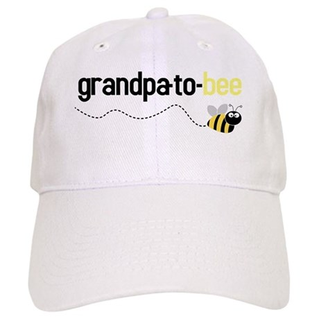 grandpa to bee Cap