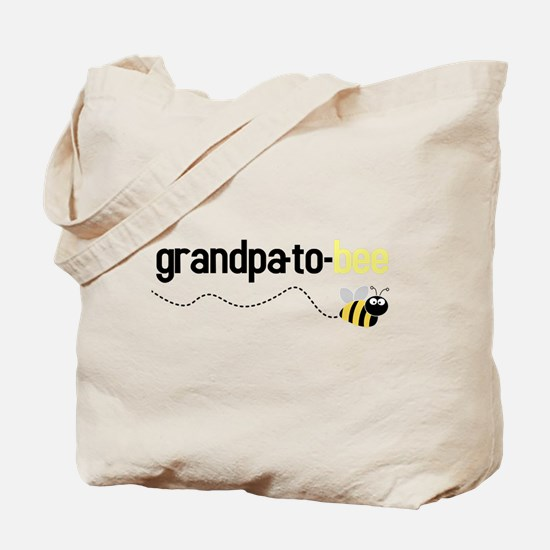 grandpa to bee Tote Bag