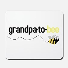 grandpa to bee Mousepad