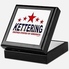 Kettering U.S.A. Keepsake Box