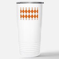 argyle Travel Mug