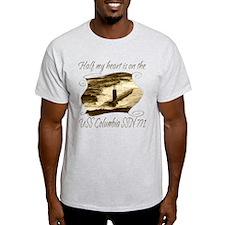 USS Columbia SSN-771 T-Shirt