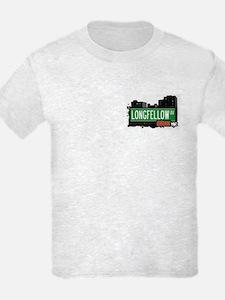 Longfellow Av, Bronx, NYC  T-Shirt