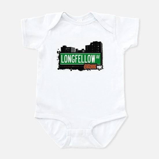 Longfellow Av, Bronx, NYC  Infant Bodysuit