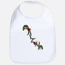 Arizona Chilis Bib