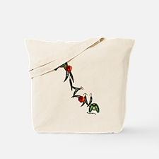 Arizona Chilis Tote Bag